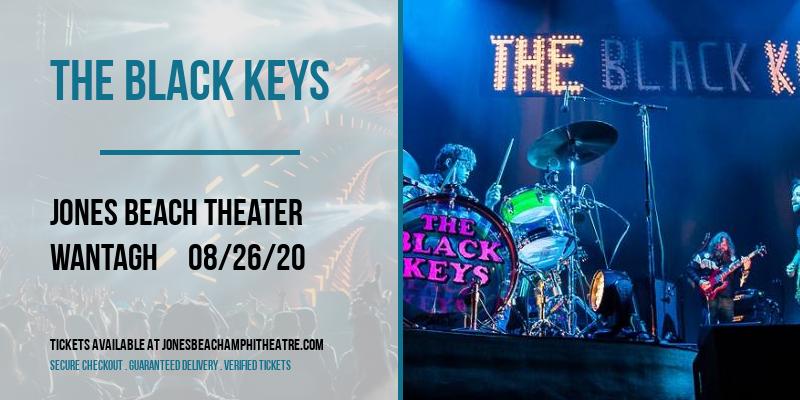 The Black Keys at Jones Beach Theater