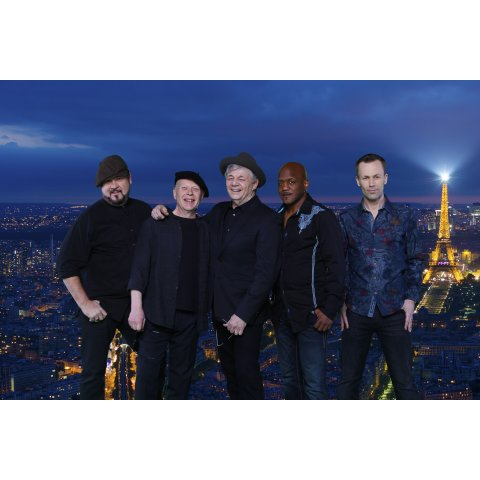 Laid Back Festival: Steve Miller Band, Brian Wilson, Marty Stuart and The Fabulous Superlatives, Taj Mahal & Gary Mule Deer at Jones Beach Theater