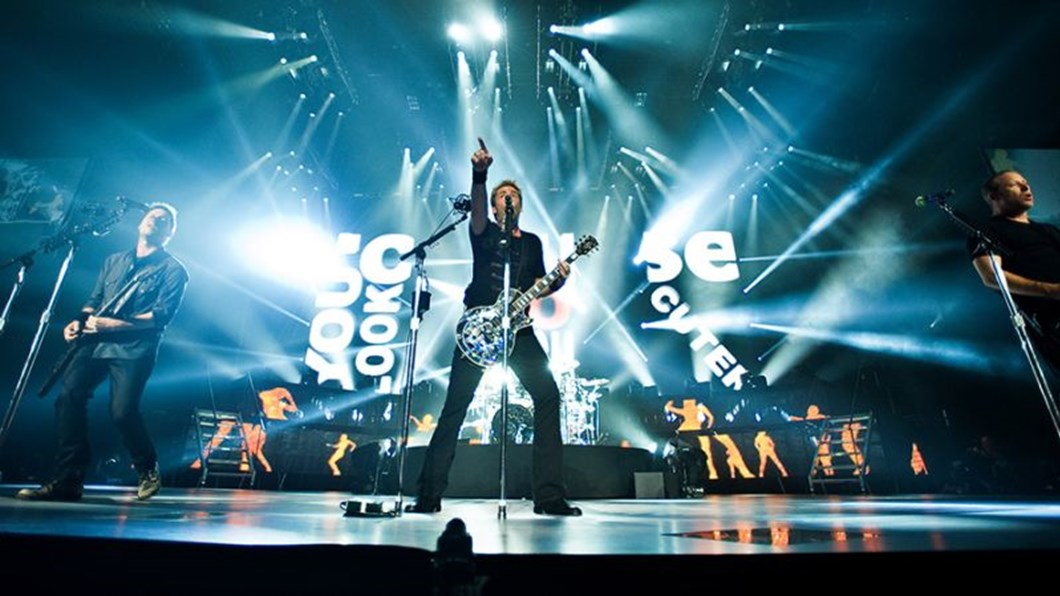Nickelback, Stone Temple Pilots & Tyler Bryant and The Shakedown at Jones Beach Theater