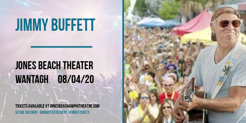 Jimmy Buffett at Jones Beach Theater