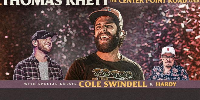 Thomas Rhett & Cole Swindell at Jones Beach Theater