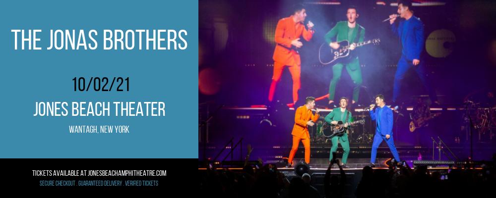 The Jonas Brothers at Jones Beach Theater