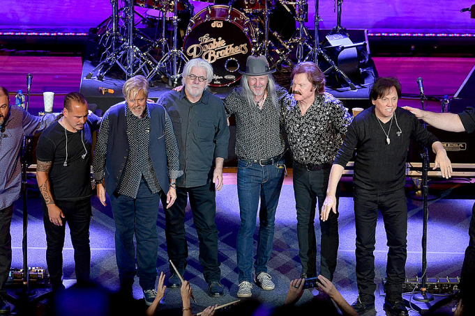 The Doobie Brothers & Michael McDonald at Daily's Place Amphitheater