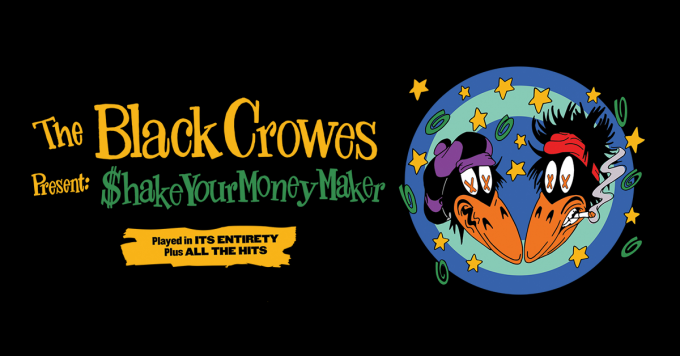 The Black Crowes at Jones Beach Theater