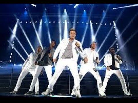Backstreet Boys at Jones Beach Theater