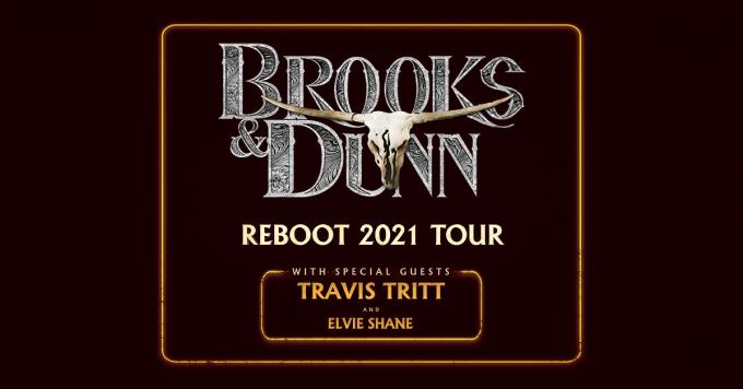 Brooks and Dunn at Jones Beach Theater